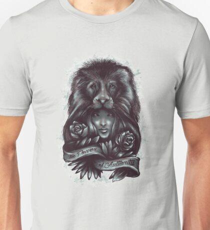 Power of Authority Unisex T-Shirt