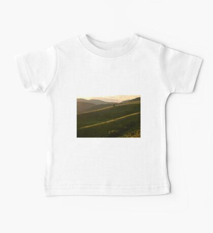 Rolling Hills of Uvac Canyon in Serbia Baby Tee
