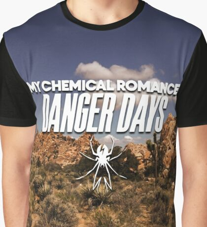 My Chemical Romance Graphic T-Shirt