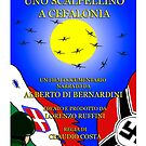Uno scalpellino a Cefalonia - Official poster by CLAUDIO COSTA