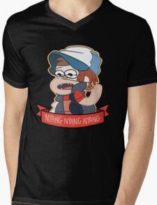 Paperjam Dipper Mens V-Neck T-Shirt