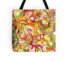 Sunlight Is Free (If You Live At The Top) - Watercolor Art Tote Bag