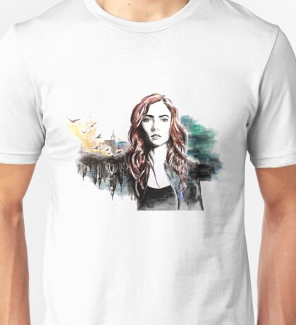 The world within our own Unisex T-Shirt
