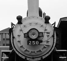 Front of Train by Cynthia48
