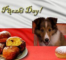 Paczki Day Sheltie Puppy by jkartlife