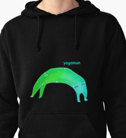 The Majestic Yogaman Pullover Hoodie