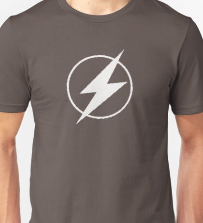 KID FLASH (white) Unisex T-Shirt