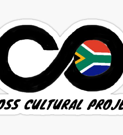 Campus Outreach- South African Sticker