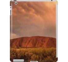 Uluru Sunset Storm iPad Case/Skin