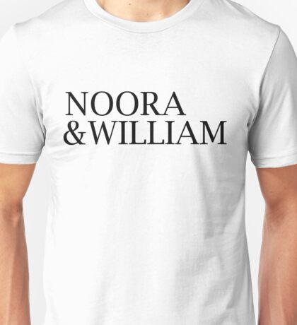 Noora & William - Skam 2 Unisex T-Shirt