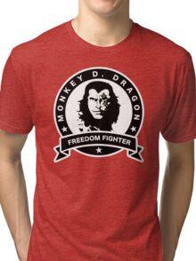 Monkey D. Dragon X Che Tri-blend T-Shirt