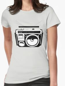 1980s Boombox in da hood T-Shirt