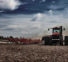 Case IH 485  by Studio601