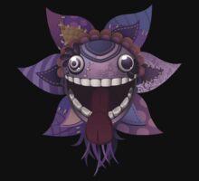 Glitch Inhabitants Scion Of Purple Stance 4 by wetdryvac
