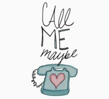 Call Me Maybe Kids Clothes