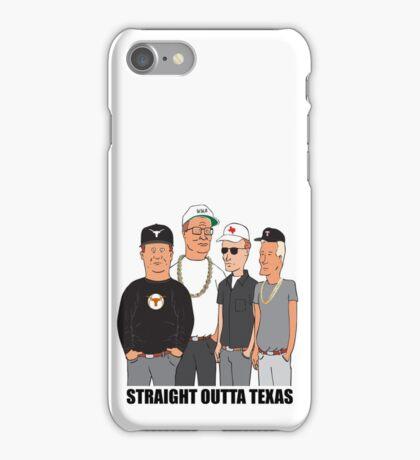 Straight outta Texas iPhone Case/Skin