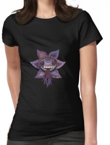Glitch Inhabitants Scion Of Purple Stance 6 Womens Fitted T-Shirt