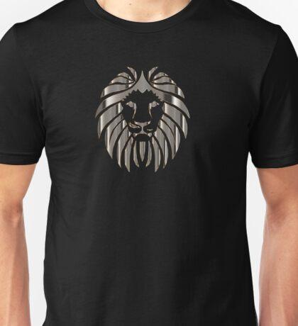 Silver Prismatic Lion Unisex T-Shirt