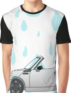 Raindrop Droptop  Graphic T-Shirt