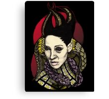 Priestess of the Low Country Canvas Print