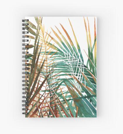 Household jungle Spiral Notebook