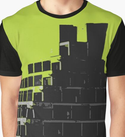 Ziggurats Graphic T-Shirt