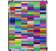 Pi Chart, Blocks iPad Case/Skin