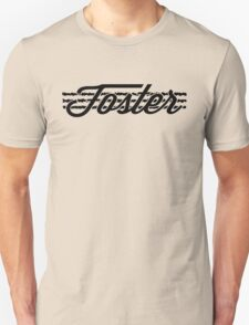 Foster (3Dash - Corruption) Unisex T-Shirt