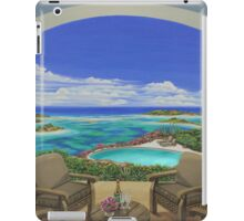 Vacation View iPad Case/Skin