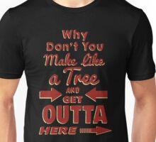 The Immortal Words of Biff Tannen Unisex T-Shirt