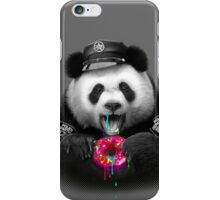 DONUT COP iPhone Case/Skin