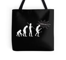Skyrim - I Evolved Until... on dark Tote Bag