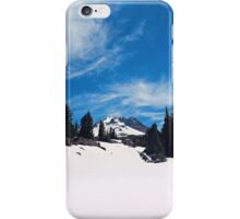 Mt Hood iPhone Case/Skin