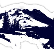 Mt Hood Sticker
