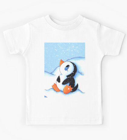 Antarctic Flurry Kids Tee