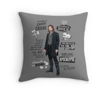 Ichabod Crane Throw Pillow