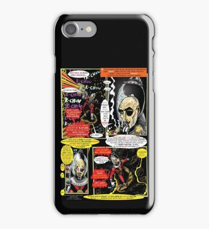Page #3 of Tex Watt's  (UNCENSORED) SUNDAY COMIX POP-ART iPhone Case/Skin