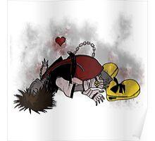 Sleeping Heart Poster