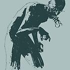 Ghoul by matthewdunnart