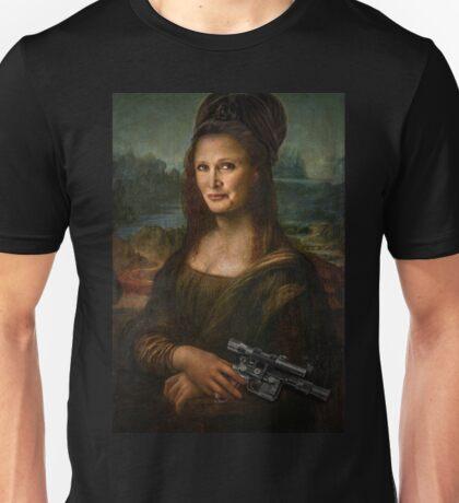 Mona Leia Unisex T-Shirt