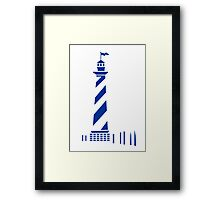 Lighthouse VRS2 Framed Print