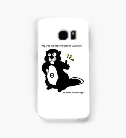 Little Beaver Samsung Galaxy Case/Skin