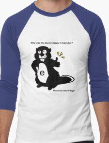 Little Beaver Men's Baseball ¾ T-Shirt