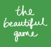 Soccer: The Beautiful Game Kids Clothes