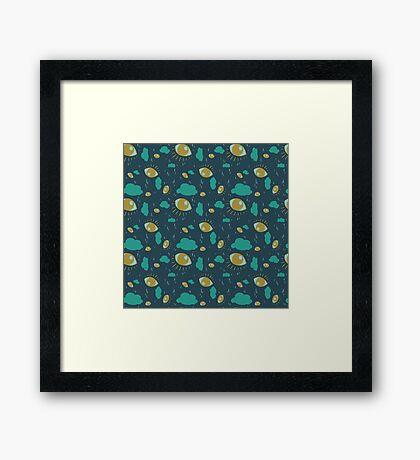Tender Star Eye Shines #2 Framed Print