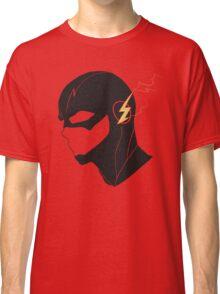 The Flash - Black Classic T-Shirt