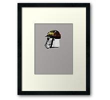 BORN TO KILL: trooper Framed Print