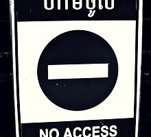 No Access - Cambodia  by duckingforks