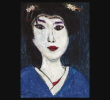 Portrait Of A Geisha T-Shirt