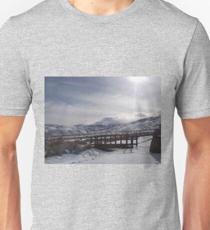 A Winter's Serenity  Unisex T-Shirt
